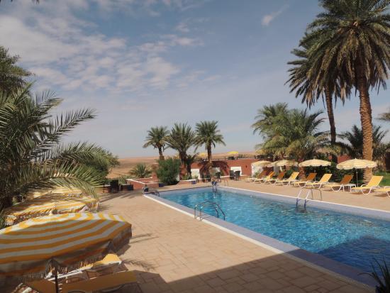 Timimoun, Algeria: piscine