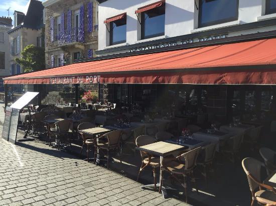 la terrasse photo de restaurant du port paimpol tripadvisor
