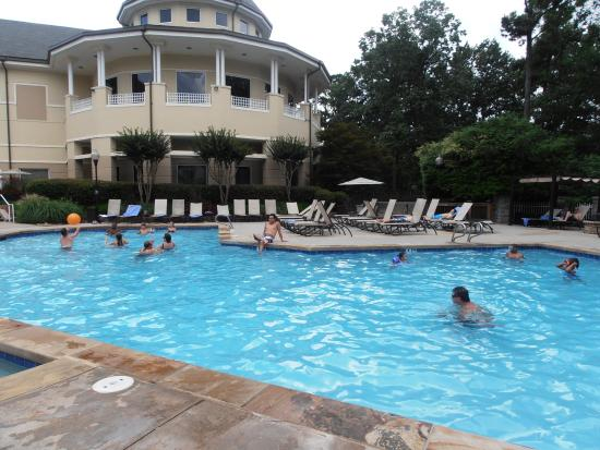 Atlanta Evergreen Marriott Conference Resort At Stone Mountain Georgia