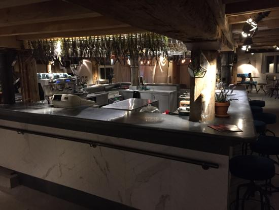 The Mill at Sonning Theatre: Bar