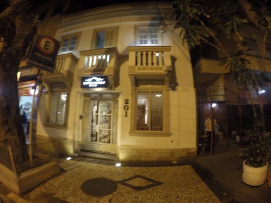 Hotel Monte Castelo: vista del hotel