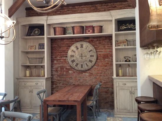 Casa Galos Hotel & Lofts : Comedor