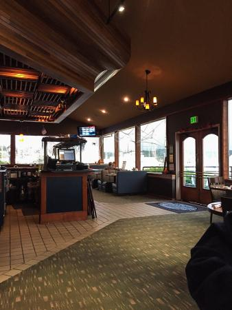 Port Orchard S Lighthouse View Of The Bar Area