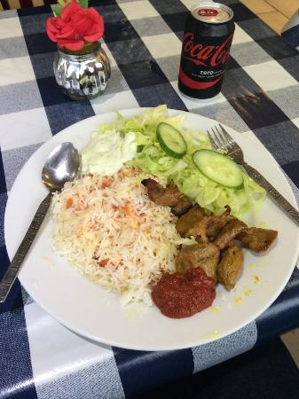 Oxford Kebab House - Persian Cuisine