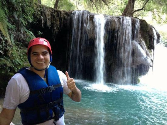Ciudad Valles, México: Cascada de Micos