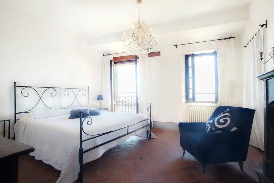 Antico Borgo: camera