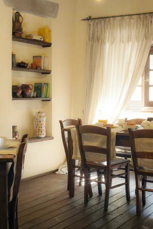 Antico Borgo: colazione