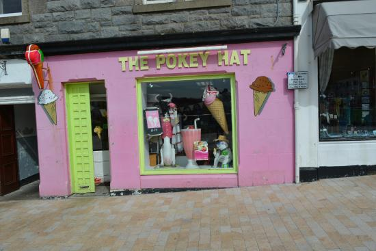 The Pokey Hat: Shop front
