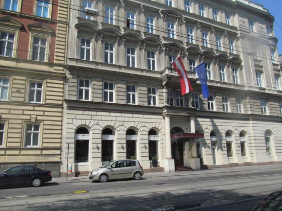 Bellevue Hotel: Otel