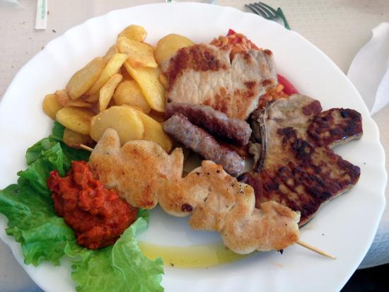 Kastelir, Хорватия: Carne mista