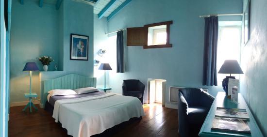 Irigoian : Chambre Bleue