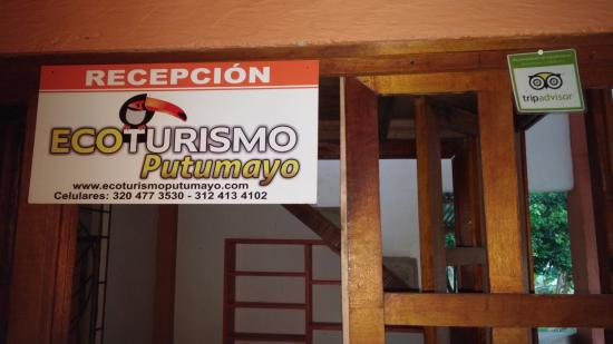 Ecoturismo Putumayo