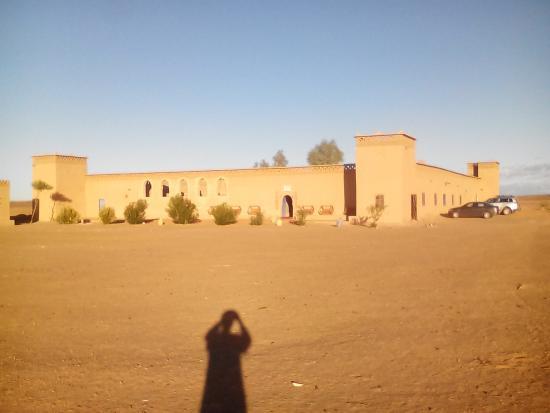 Etoile des Dunes Hotel at Sunset