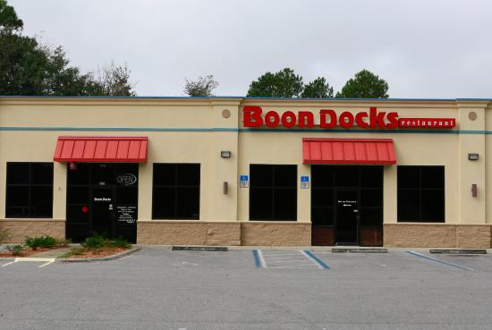Lynn Haven, FL: Boondocks Resturant