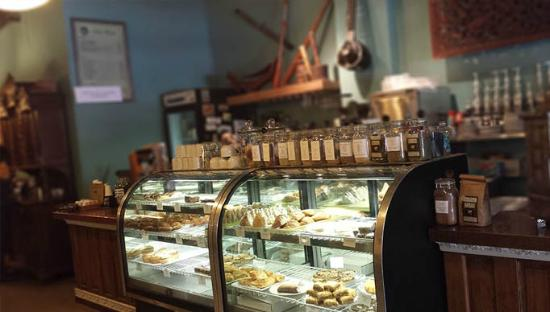 World Coffee Cafe