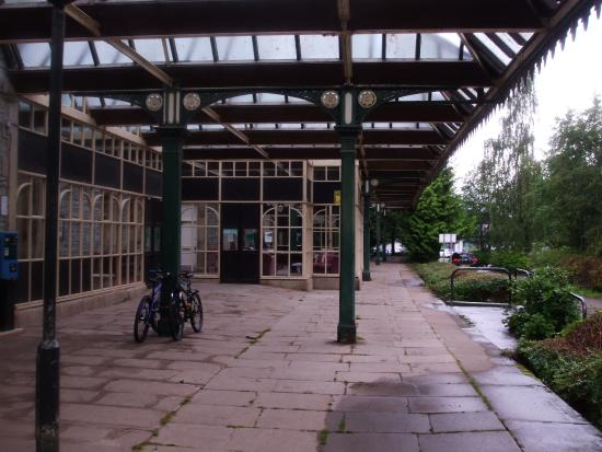 Keswick Railway Path Keswick Railway Station Now Part Of The - Keswick country house hotel