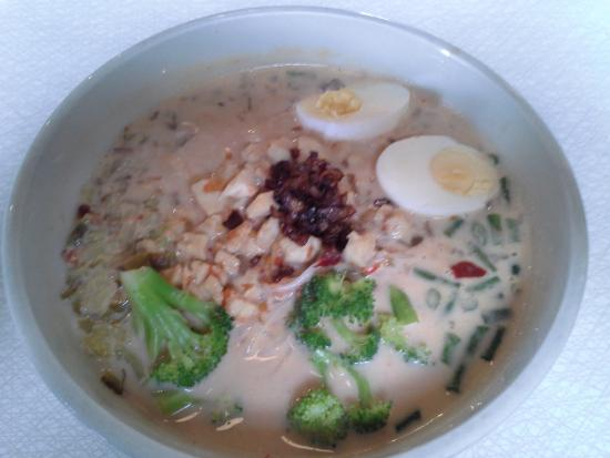 Ginger Pop: Curry Noodles