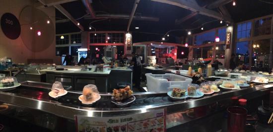Marinepolis Sushi Land Portland 138 Nw 10th Ave Pearl Menu