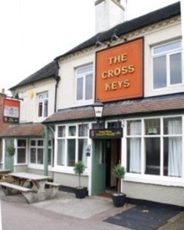 Tutbury, UK: The Cross Keys