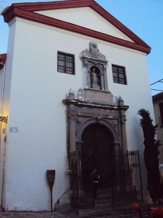 Iglesia de San Gregorio Betico