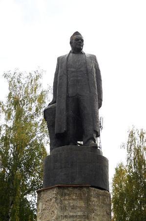 Bochkin Monument