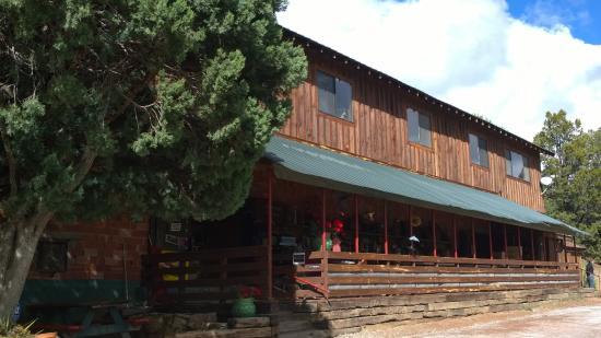 High Rolls Mountain Park, Nowy Meksyk: Old Apple Barn