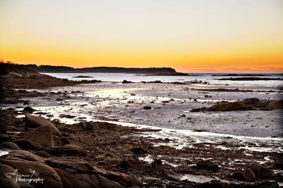 Spruce Head, Мэн: Sunrise
