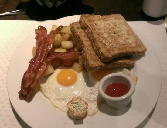 St Regis Hotel Great Breakfast Included