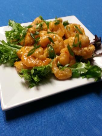 Trumansburg, estado de Nueva York: Bada Bing Shrimp