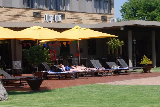 Protea Hotel by Marriott Witbank: lekkere ligbedden