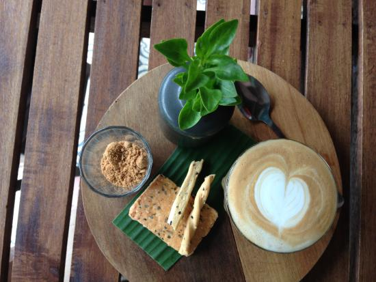 Villagian Samui: Coffee Cafe - Excellent coffee and danish