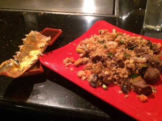 Shogun Anese Steak House Hibachi Lobster