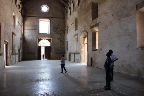 Bassein Fort: Church Interiors   Vasai Fort