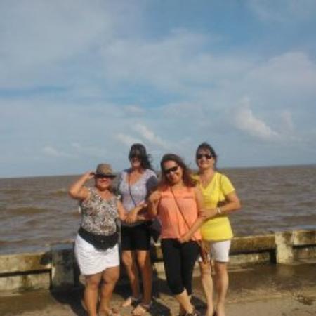 Beach Araxa: Beira do Rio Amazonas