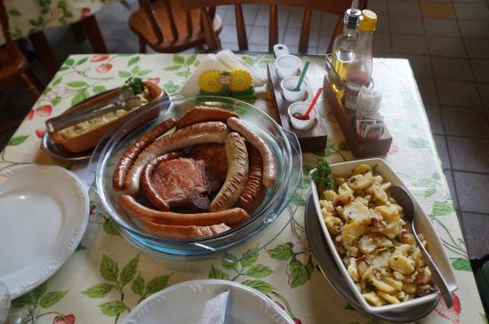 Fazenda do Alemao restaurante