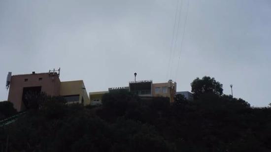 Hotel Balcon del Cielo: Balcon del cielo