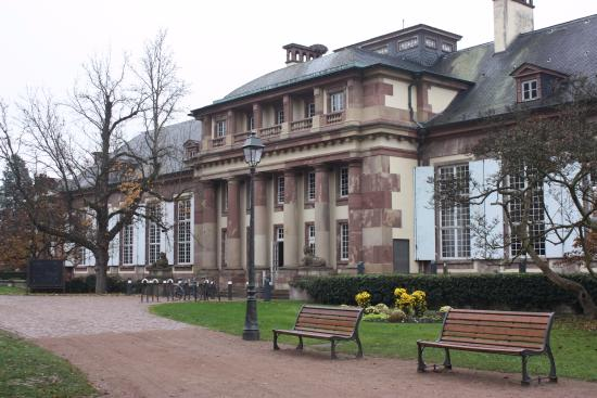 Resto picture of parc de l 39 orangerie strasbourg for Parc des expo strasbourg