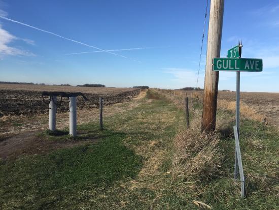 Plane Crash Site of Buddy Holly