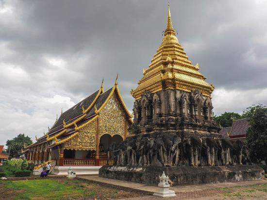 Si Phum, Thailand: храм