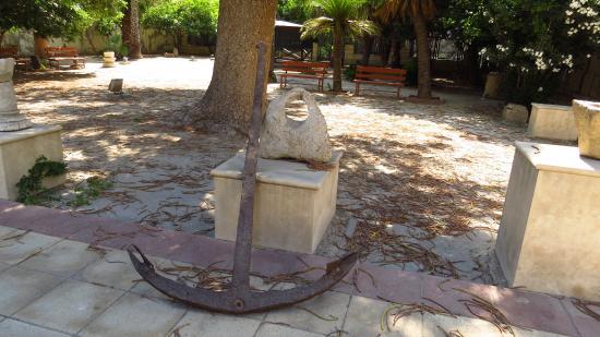 Pierides Museum - Bank of Cyprus Cultural Foundation: área externa