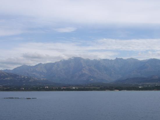 Calvi Citadel: Corsica