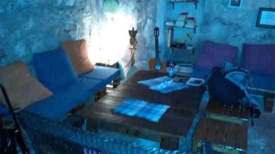 Freedom Hostel Budva: Área comum