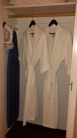 enVision Hotel Boston - Longwood: Room bathrobes