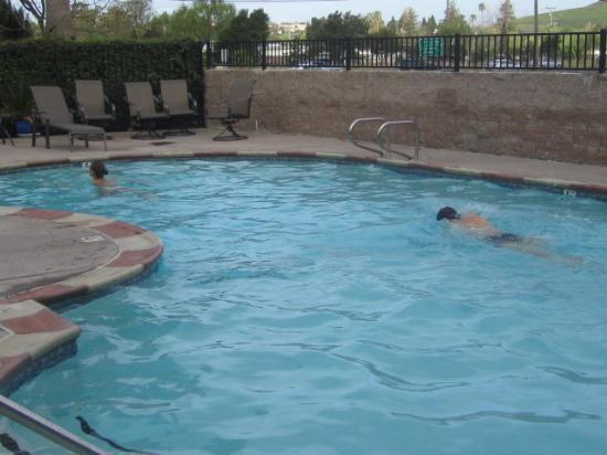 Fairfield Inn & Suites Napa American Canyon : Бассейн