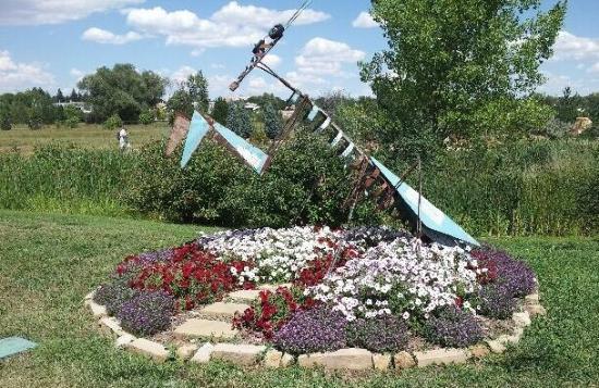 Gardens on Spring Creek: a work of art