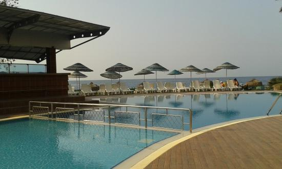 Faustina Hotel: Sieht echt einladend aus....