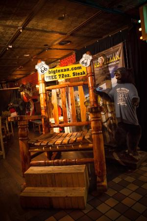 Big Texan Steak Ranch Amarillo Restaurant Reviews