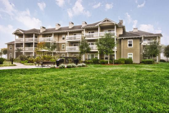 WorldMark Windsor: Exterior
