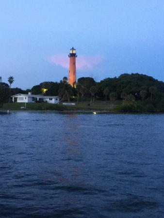 Jupiter, FL: Beautiful view from our Pontiki