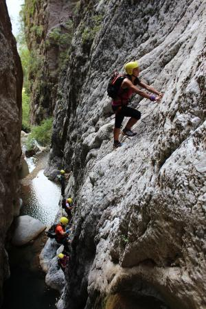 Trekking Hellas - Karpenisi Day Tours: Via Ferrata Προυσσός